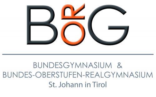 Logo des BG/BORG St. Johann